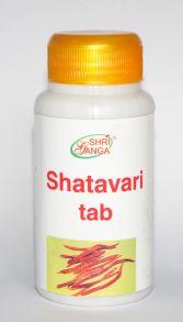 Shatavari tab SG, Шатавари в таблетках, 120 таб.