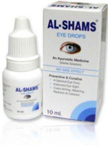 AL-SHAMS Глазные капли, 10мл