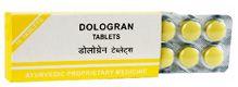 Ayurchem Dologran таблетки -нет головной боли,10 шт