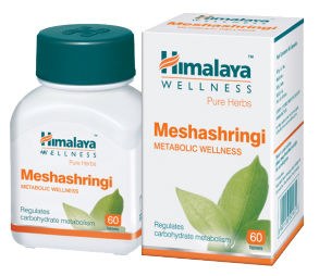 Меша-Шринги (Himalaya Mesha-Shringi). При сахарном диабете