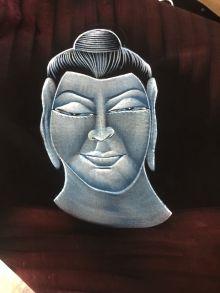 Изображение Будда (Полотно)